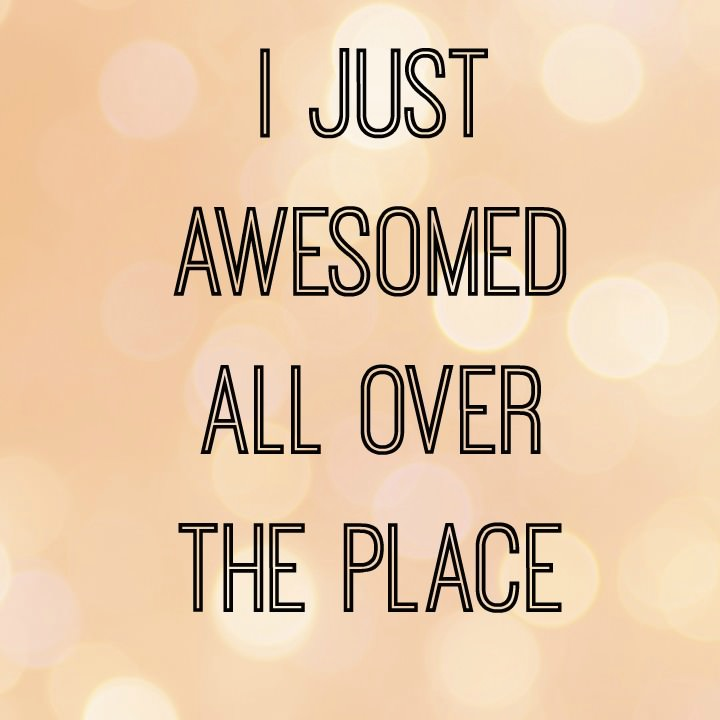 Just Awesomed