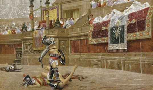 Three Facts to Know about Roman Gladiators