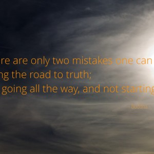 Only Two Mistakes