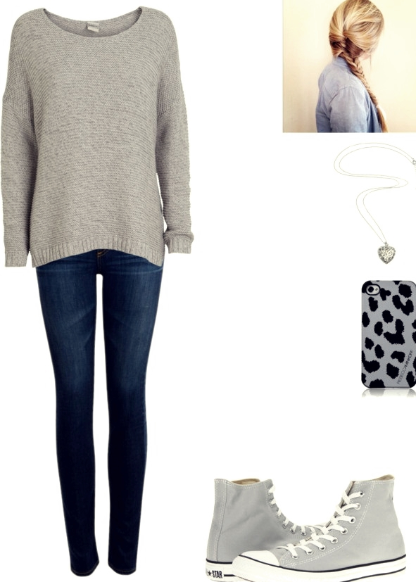 fashionable outfit for a cozy day