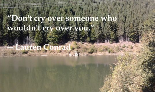 Over Someone