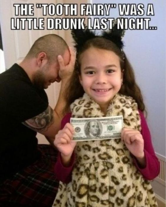 tooth fairy funny