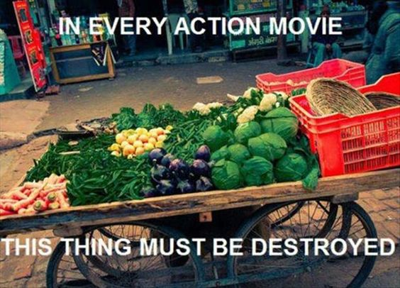 Destroyed In Action Movies