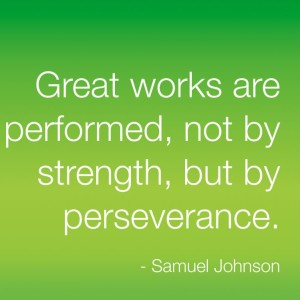 Great Works Are Performed