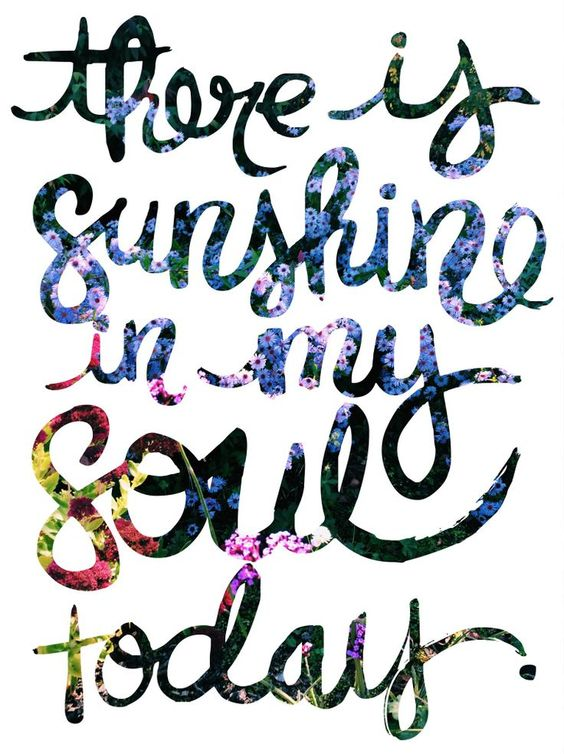 There Is Sunshine