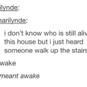 Alive In This House