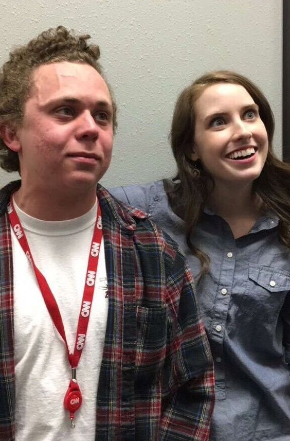 Overly Attached Girlfriend And Pooping Meme