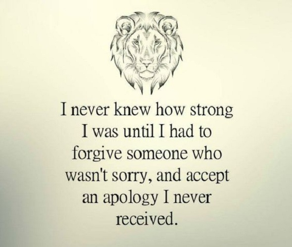 Never Knew How Strong I Was