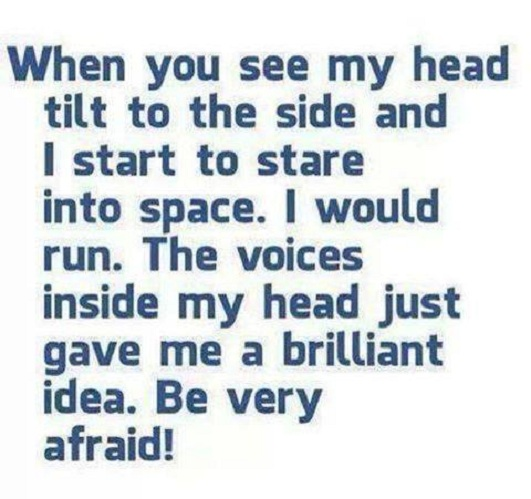 Be Very Afraid: Funny Pictures, Quotes, Memes, Jokes