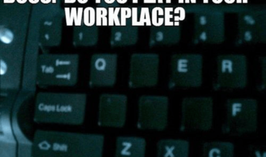 Do You Play In Your Workplace