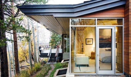 Wrights Road House: Comfortable Refuge in Aspen