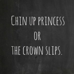 The Crown Slips