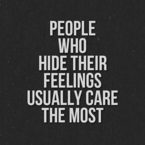 Usually Care The Most