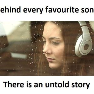 Behind Every Favourite Song