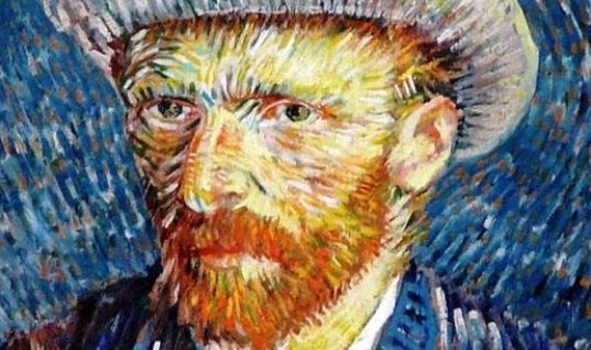 The Man Behind the Painting: Vincent van Gogh