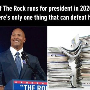 If The Rock