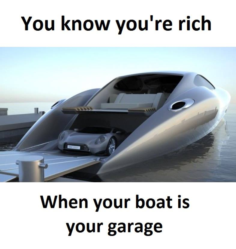 Know You're Rich
