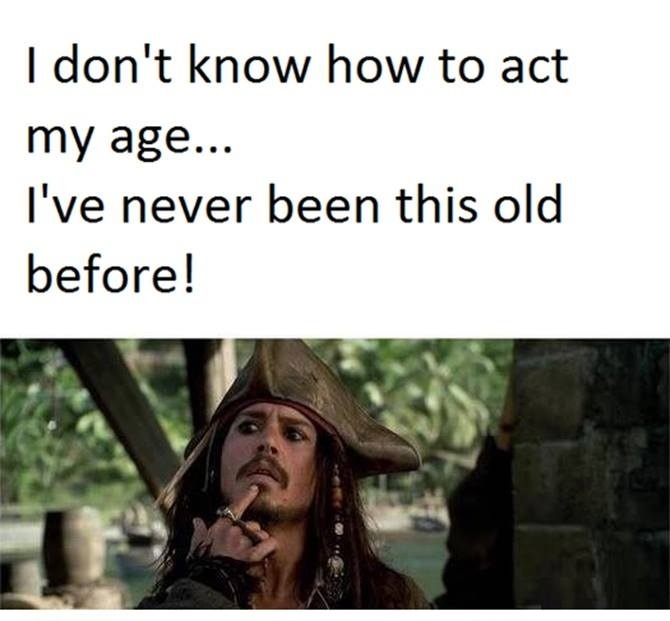 Act My Age
