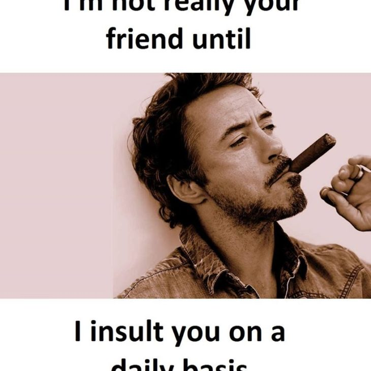 Not Really Your Friend