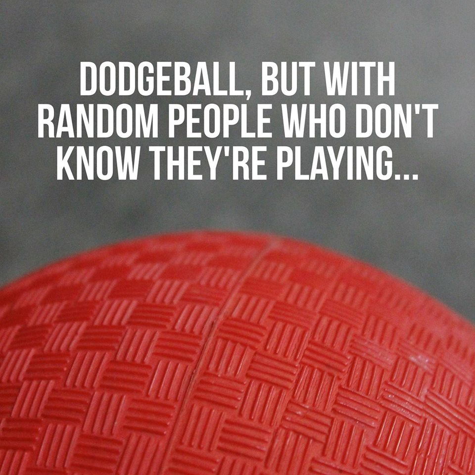 Dodgeball | Funny Pictures, Quotes, Memes, Jokes