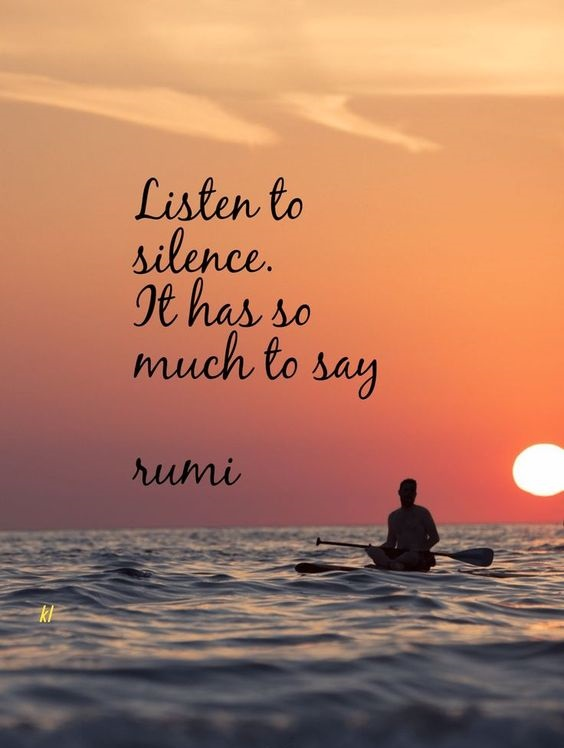 Quote About Women Being Silent Quotes