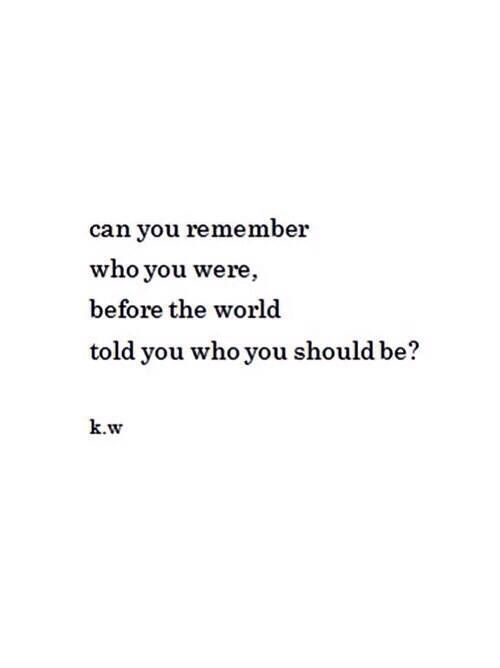 Can You Remember