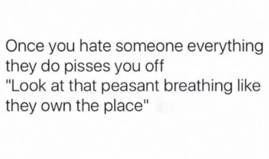 Hate Someone