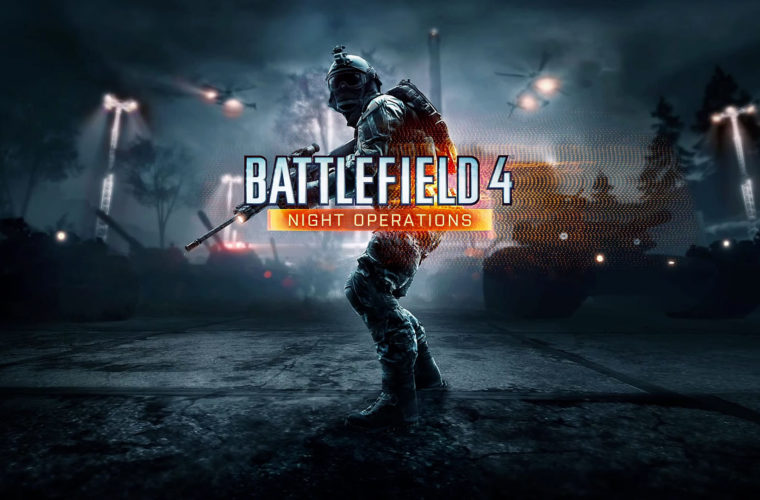 """Battlefield 4's DLC """"Night Operations"""" Is Out Today"""