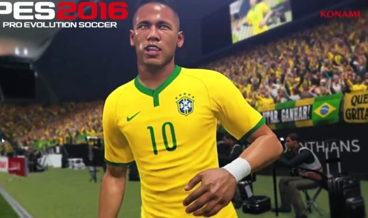 No 1080p For PES 16 On Xbox One