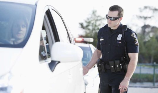 Ever Wondered Why Cops Touch Your Tail Light When They Pull You Over?